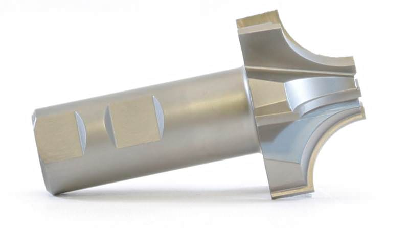 M42 Large Radii Corner Rounders Indexable Cutting Tools